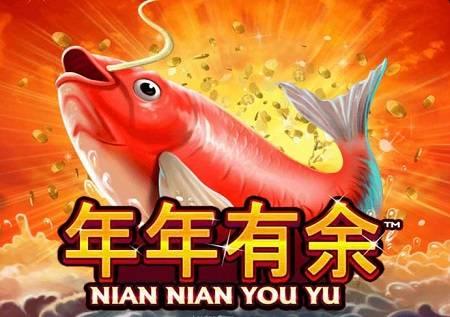 Dragon Nian Nian You Yu – ulovite kazino bonuse!