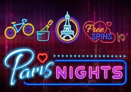 Paris Nights – online kazino slot ekskluzivnih bonusa!