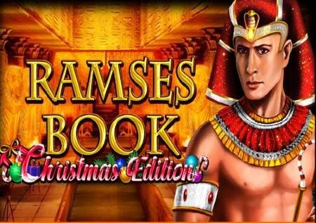 Ramses Book Christmas Edition – online slot!