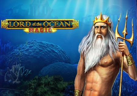 Lord of the Ocean Magic – Posejdon vodi do bonusa!