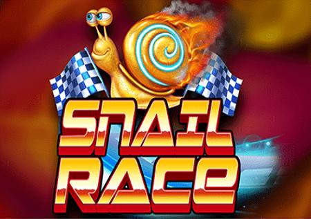 Snail Race slot donosi zanimljivu trku do množioca!