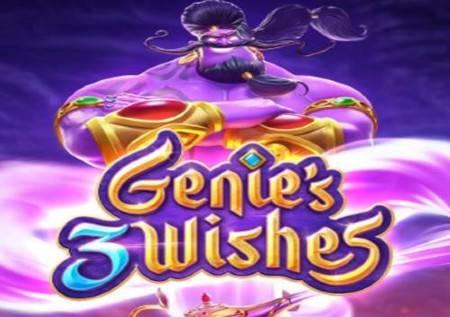 Genies 3 Wishes – video slot koji ispunjava želje