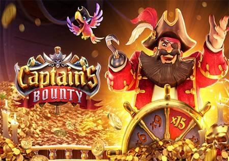 Captains Bounty – Kapetan Crnobradi i njegovo blago
