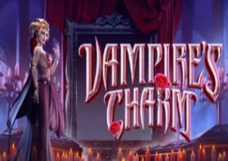 Vampires Charm – osetite ujed sjajne kazino zabave