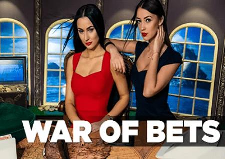 War of Bets – odaberite opkladu i pobedite dilera!