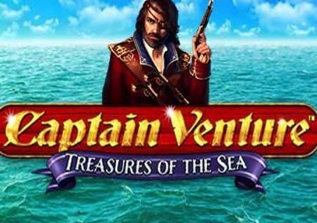 Captain Venture Treasures of the Sea casino slot