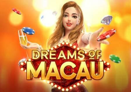 Dreams of Macau – uživajte u kazinu sa video slotom!