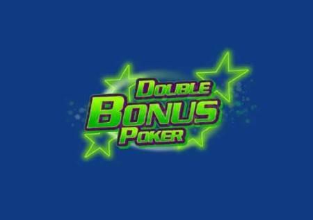 Double Bonus Poker – poker i ekskluzivni bonusi