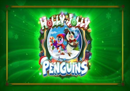 Holly Jolly Penguins – online kazino žurka na ledu