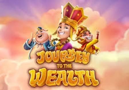 Journey To The Wealth – slot duhovnog putovanja!