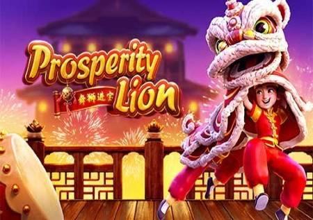 Prosperity Lion – zaplešite na kineskom festivalu!