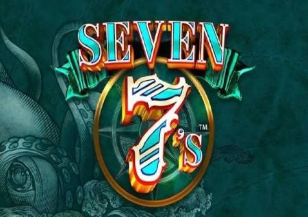 Seven 7s –  klasična online kazino slot igra!