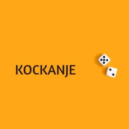 Kockanje – Gamble – Duplo ili ništa – Crna/crvena