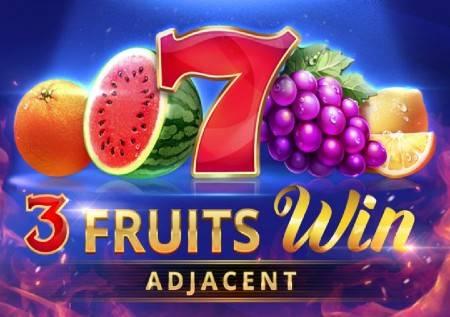 3 Fruits Win – kazino zabava uz neodoljive voćke