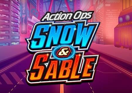 Action Ops Snow and Sable donose akciju na kazino!