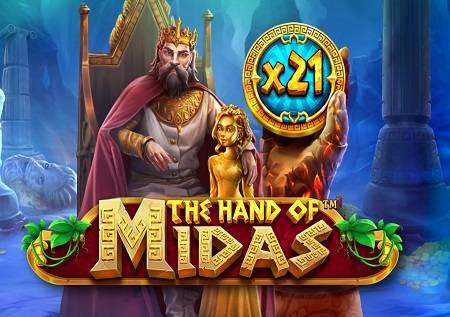 The Hand of Midas donosi zlatne kazino bonuse!