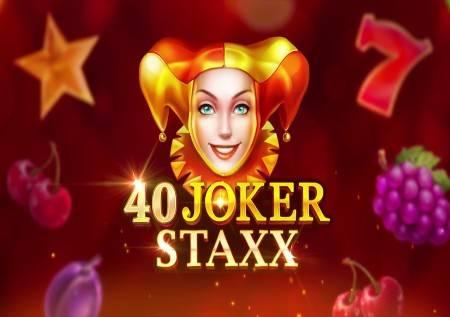40 Joker Staxx – voćna online kazino žurka