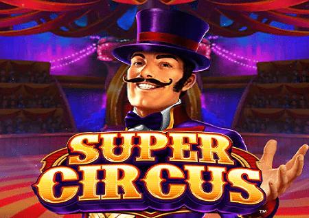 Super Circus slot – super online kazino bonusi!