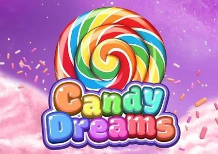 Candy Dreams – online slot čarobnih slatkiša!