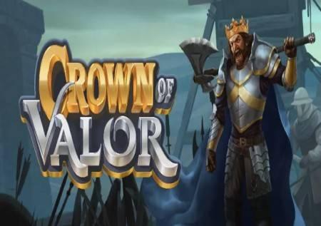 Crown of Valor – online slot vrelih džoker bonusa!