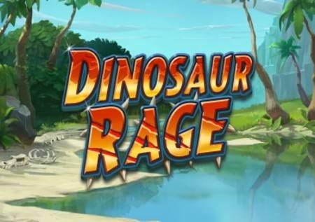 Dinosaur Rage – osetite vrhunsku slot akciju!