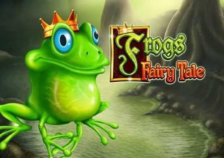Frogs Fairy Tale –  kazino džekpot video slot!