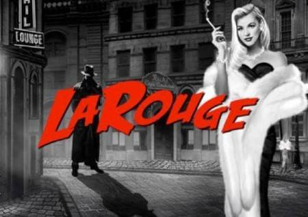 La Rouge – holivudski online kazino slot!