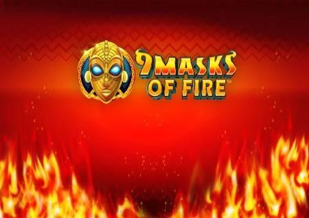9 Masks of Fire – kazino bonusi stižu iz Afrike