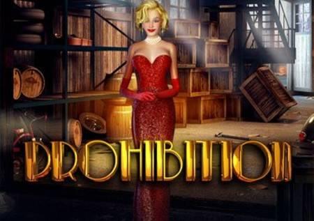 Prohibition – slot zabava stiže krijumčarenjem