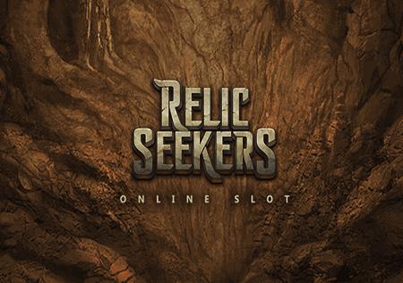 Relic Seekers – avanturistički kazino slot!