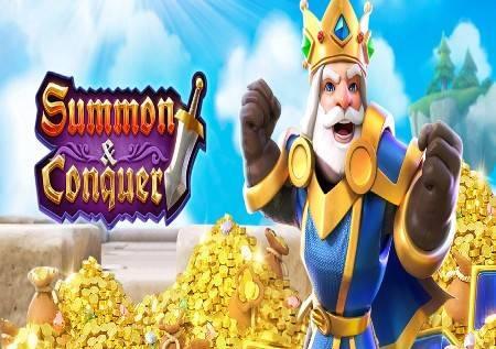 Summon and Conquer – slot neustrašivog kralja!