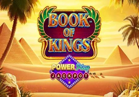 Power Play Book of Kings – kraljevska kazino zabava