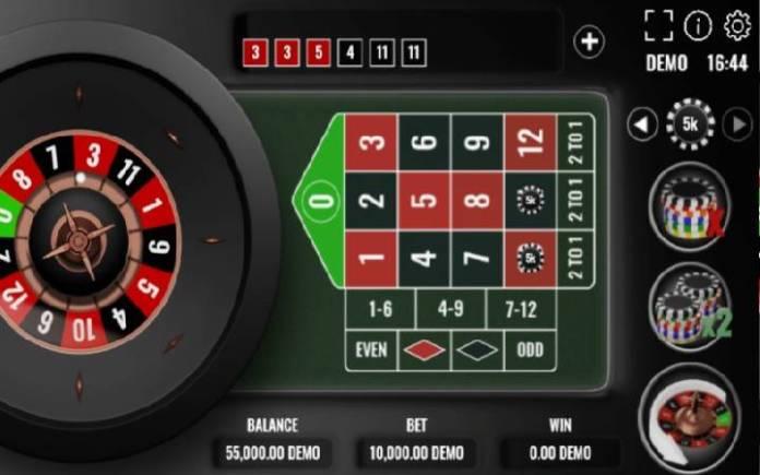 Mini Power Roulette-expanse-rulet-online casino bonus