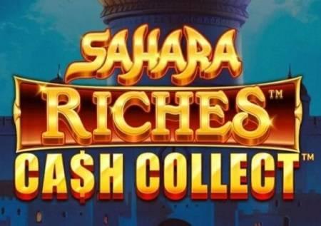 Sahara Riches Cash Collect – zabavom do bonusa!