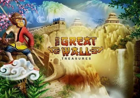The Great Wall Treasures neodoljiva slot zabava