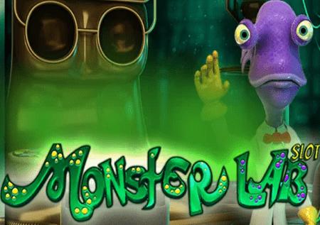 Monster Lab krije tajnu formulu za ekskluzivne bonuse!