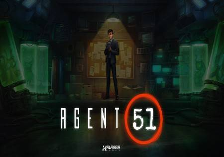 Agent 51 – svemirska online kazino avantura