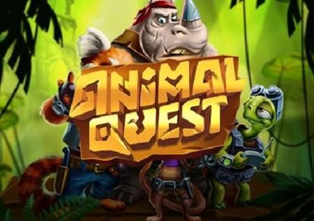 Animal Quest slot vas šalje u potragu za bonusima!