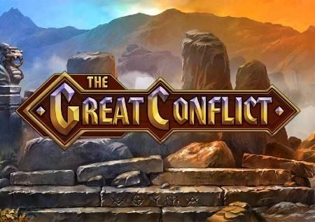 The Great Conflict – slot bitka neobičnih bonusa!