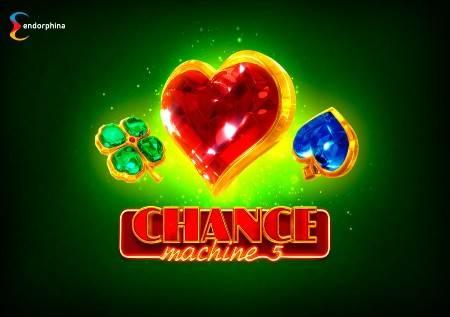 Chance Machine 5 – klasična online slot zabava