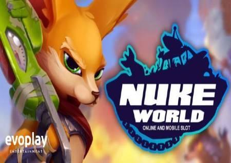 Nuke World – eksplozivni kazino slot bonusi!