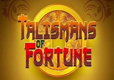 Talismans of Fortune – slot srećnih amajlija!