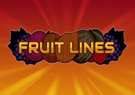 Fruit Lines – neodoljive voćkice u novom slotu