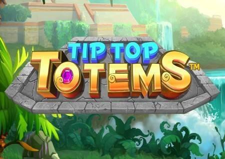 Power Play Tip Top Totems – džekpot slot!