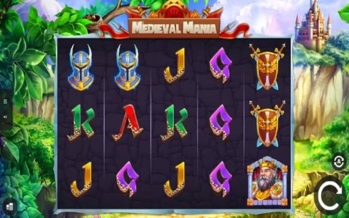 Medieval Mania-osnovna igra-online casino bonus