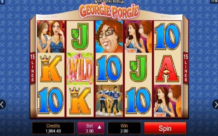 Džoker-Georgie Porgie-online casino bonus-dobitna kombinacija sa džokerom