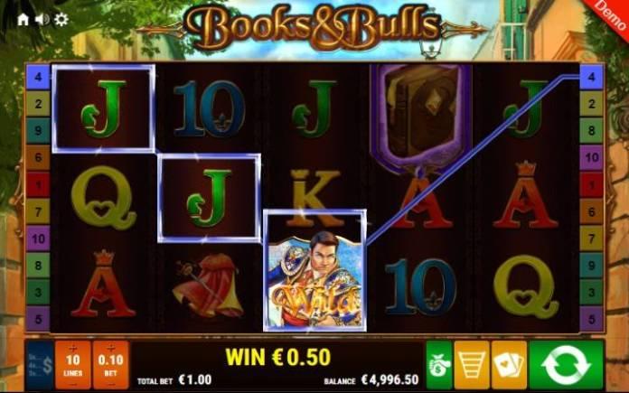 Džoker-Books and Bulls-dobitna kombinacija sa džokerom