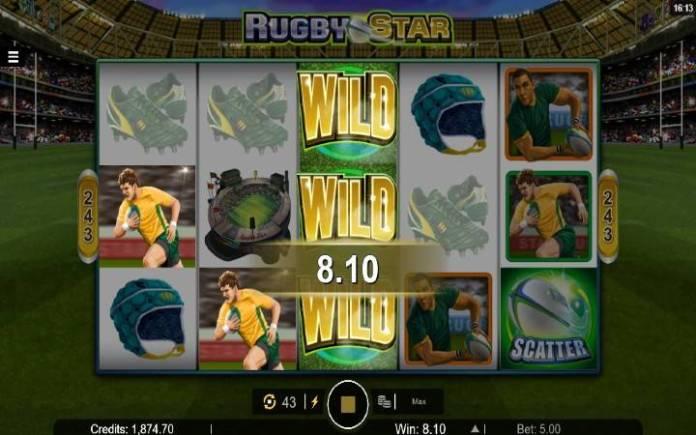 Džoker-rugby star-online casino bonus