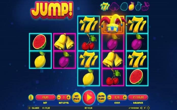 Džoker-jump-habanero-online casino bonus