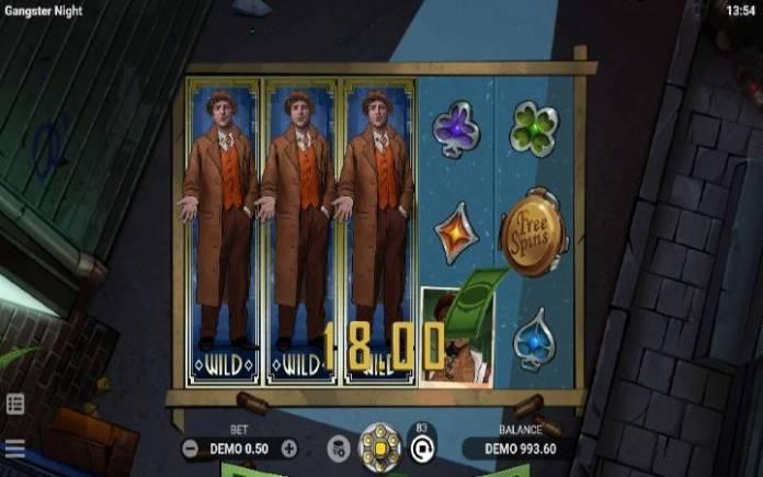 Detektiv-Gangster Night-online casino bonus